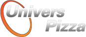 Logo univers pizza